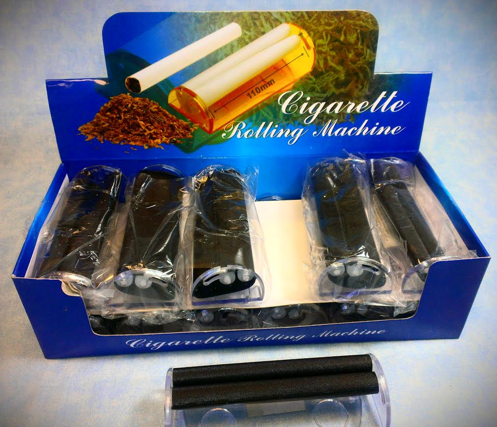 12 ct. Display-Cigarette tube filling machine CM3