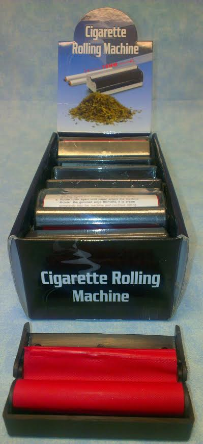 12 Pack=70mm Cigarette Rolling machine CM7