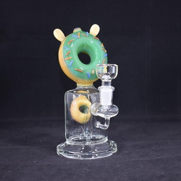"* 6"" DOUBLE DONUT STYLE WATERPIPE WP305"