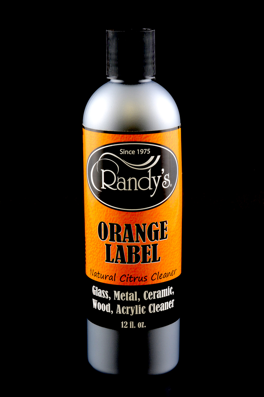 12 OZ.Randy's Orange label Cleaner #ROR
