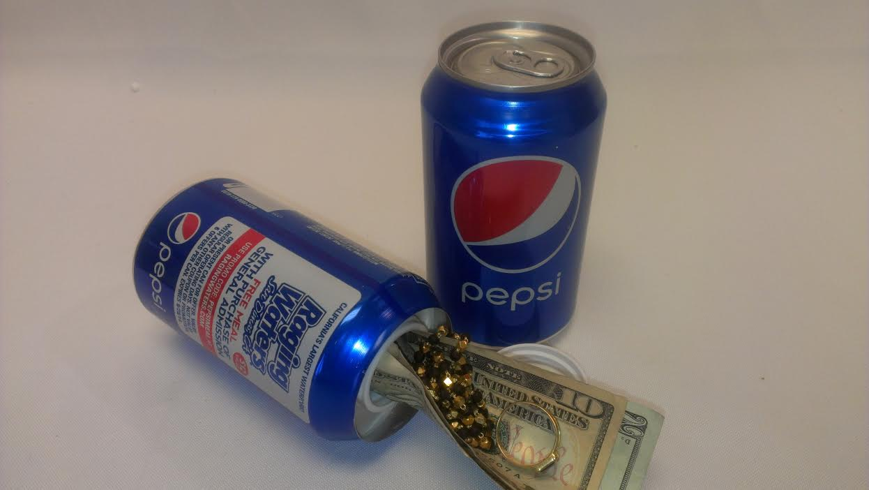 Pepsi Safe Can #PSC