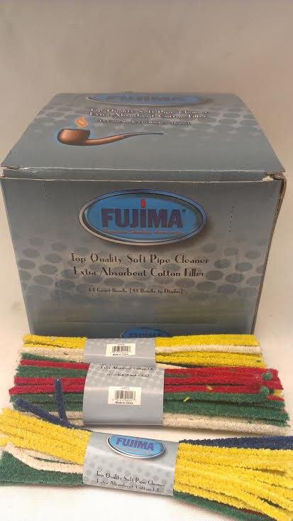 "Fujima 6""-soft pipe Cleaner One Bundle #F6C"