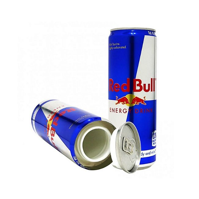 RED BULL ENERGY 8.4OZ SAFE CAN #RBSC