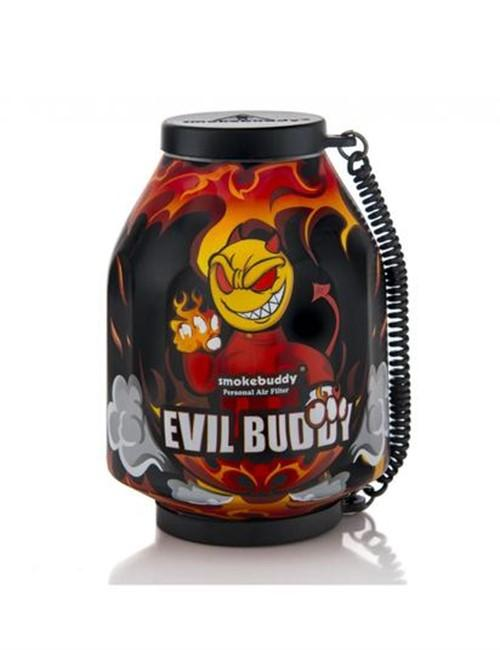 SMOKE BUDDY MEDIUM EVIL BUDDY PERSONAL AIR FILTER: SMA