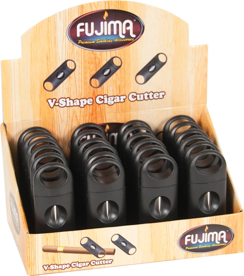 24 ct. Cigar Cutter-V ShapeCC03
