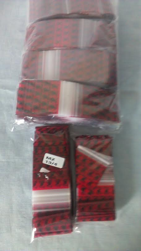 "Mini Zip Lock Bags 1.75"" X 2"" (1000 Pack) #ZB7"