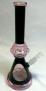 """10"""" New- Fancy Black tube & pink-window W/P #WP46"""