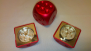 2 Parts Metal Dice Tobacco Grinder HG46