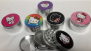 *4 Part-New 62mm Hello Kitty Metal Grinders HG35