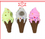*Silicone Pipe-Ice Cream Cone #ICP