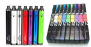 1650mah evod Twist 3.7V--4.8V Vision Spinner Battery-VS1