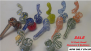 Sale: $34.99-10 Pack Small Assorted Bubblers & Hammers #10SB