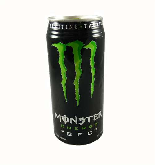 Monster Green Safe Can #SFMON