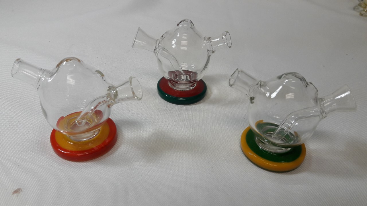 "*3"" New-Blunt Bubbler MB2"