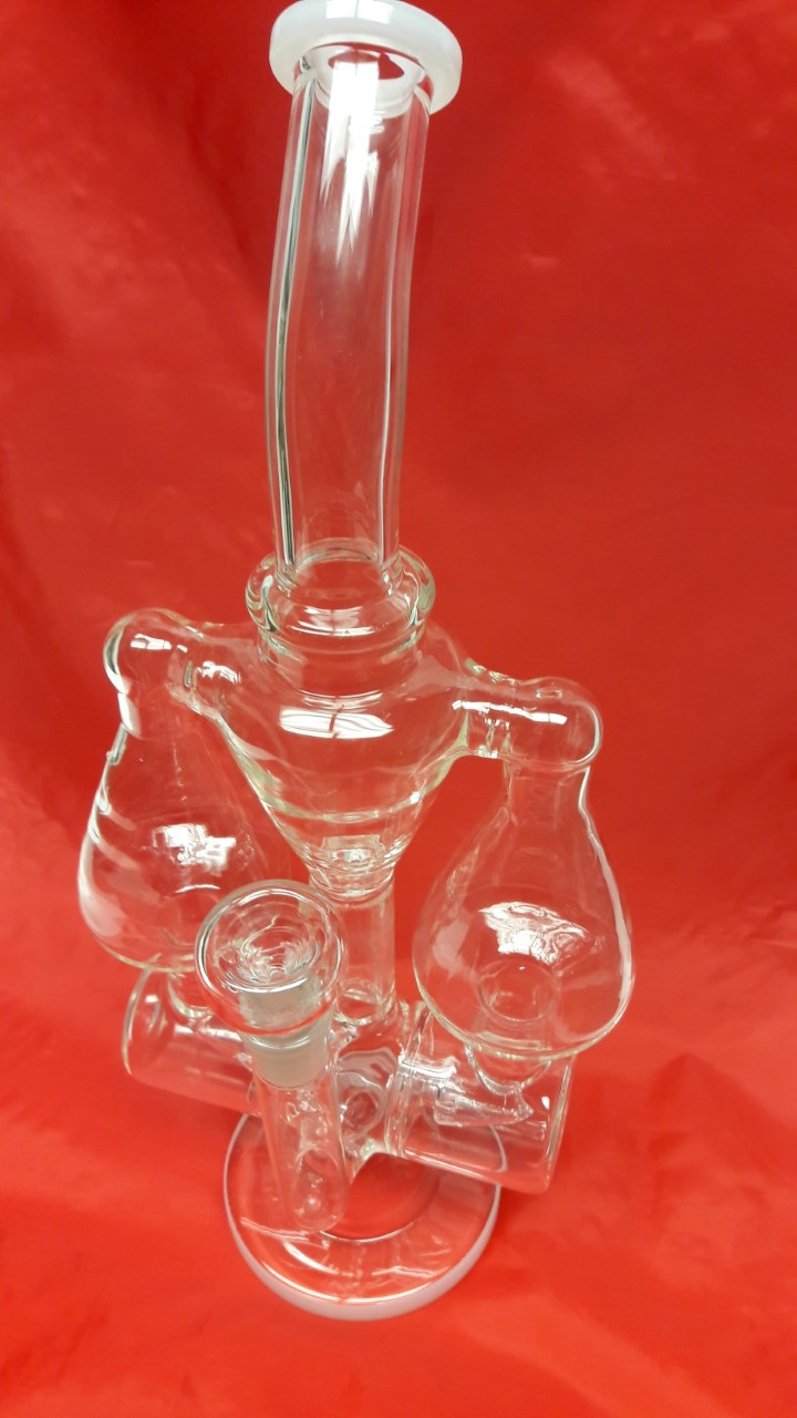 "*16"" New- Fancy Recycled Water Pipe WP127"